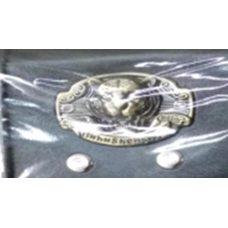 Купить Кофры боковые (пара)   (кожа, черные, #WL-0539)   (mod LEOPARD)   KML в Интернет-Магазине LIMOTO