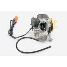 Купить Карбюратор   4Т GY6   152QMI,157QMJ (200/250cc)   (с ускорительным насосом)   KOMATCU в Интернет-Магазине LIMOTO