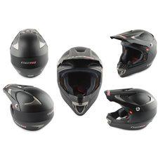 Купить Шлем кроссовый   (mod:MX422) (size:XL, черный матовый)   LS-2 в Интернет-Магазине LIMOTO