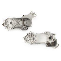 Картер   4T GY6 50   (139QMB)   (левый)   (10 колесо)   KOMATCU