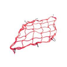 Купить Сетка багажника (паук)   (красная)   PROBIKER в Интернет-Магазине LIMOTO