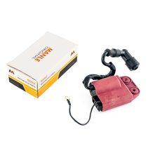 Катушка зажигания с коммутатором   Gilera, Piaggio   MANLE Купить в Интернет-Магазине LIMOTO