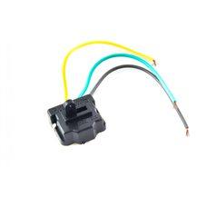 Купить Кнопка руля   (ближний - дальний)   ЯВА 350 12V   EVO в Интернет-Магазине LIMOTO