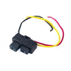 Купить Кнопка руля   (свет + сигнал)   ЯВА 350 12V   EVO в Интернет-Магазине LIMOTO