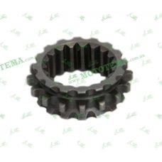 Купить Шестерня коленвала   4T CB250, Shineray XY250GY   (169FMM) (под маслонасос)   KOMATCU в Интернет-Магазине LIMOTO