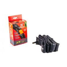 Купить Камера (велосипедная)   26 * 1,95/2,125   (самогерметизирующаяся)   UNIQA   (#BDRK) в Интернет-Магазине LIMOTO