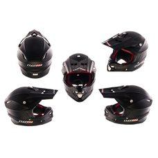 Купить Шлем кроссовый   (mod:MX456) (size:XXXL, черный матовый)   LS-2 в Интернет-Магазине LIMOTO