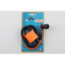Купить Катушка зажигания (тюнинг)   4T CG125/150   (оранжевая, +насвечник) в Интернет-Магазине LIMOTO