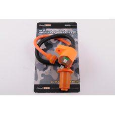 Купить Катушка зажигания (тюнинг)   Honda DIO    (оранжевая)   STAGE-9 в Интернет-Магазине LIMOTO
