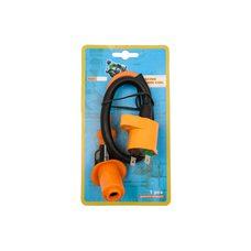 Купить Катушка зажигания (тюнинг)   4T GY6 50-150, Honda DIO   (оранжевая, +насвечник)   CHENHAO в Интернет-Магазине LIMOTO