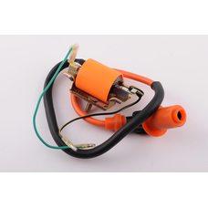 Купить Катушка зажигания (тюнинг)   Delta   (оранжевая)   STAGE-9 в Интернет-Магазине LIMOTO