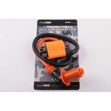 Купить Катушка зажигания (тюнинг)   Yamaha JOG   (оранжевая)   STAGE-9 в Интернет-Магазине LIMOTO