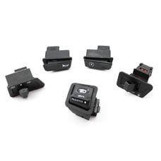Купить Кнопки руля (набор)   4T GY6 50/150   (5шт)   JS в Интернет-Магазине LIMOTO