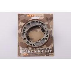 Купить Колодки тормозные (барабан)   4T GY6 50-150   (10/12 колесо)   STAGE-9 в Интернет-Магазине LIMOTO