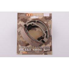 Купить Колодки тормозные (барабан)   Suzuki LETS   STAGE-9 в Интернет-Магазине LIMOTO