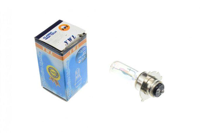 Купить Лампа P15D-25-3 (3 уса)   12V 35W/35W   (хамелеон радужный)   YWL в Интернет-Магазине LIMOTO