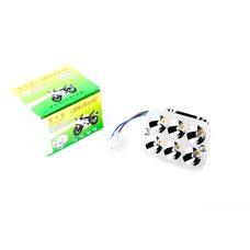Купить Модуль светодиодный   (12W, 5 диодов, RGB-подсветка, 90*66mm)   YWL в Интернет-Магазине LIMOTO