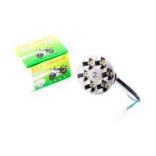 Купить Модуль светодиодный   (5 диодов, RGB-подсветка, Ø80mm)   YWL в Интернет-Магазине LIMOTO