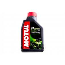 Купить Масло   4T, 1л   (полусинтетика, 10W-40, 5100, API SL/SJ/SH/SG)   MOTUL   (#104066) в Интернет-Магазине LIMOTO
