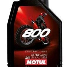 Купить Масло   2T, 1л   (синтетика, 800 FL Off Road, API TC)   MOTUL   (#104038) в Интернет-Магазине LIMOTO