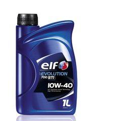 Масло автомобильное, 1л   (SAE 10W-40, полусинтетика) (EVOLUTION, 700 STI)   ELF   (#GPL)