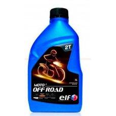 Купить Масло   2T, 1л   (полусинтетика, 2-Takt OFF ROAD, API TC)   ELF   (#GPL) в Интернет-Магазине LIMOTO