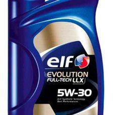 Купить Масло   автомобильное, 1л   (SAE 5W-30, синтетика, Evolution Full-Tech LLX)   ELF   (#GPL) в Интернет-Магазине LIMOTO