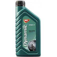 Купить Масло   2T, 1л   (полусинтетика, 2-Takt Dynamic Sprint)   MOL   (#GPL) в Интернет-Магазине LIMOTO
