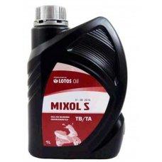 Купить Масло   2T, 1л   (минеральное, 2-Takt Mixol S API TB/TA)   LOTOS   (#GPL) в Интернет-Магазине LIMOTO