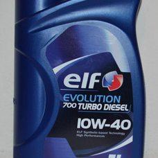 Купить Масло   автомобильное, 1л   (SAE 10W-40, полусинтетика) (Evolution 700 TURBO DIESEL 10W-40 )   ELF   (#GPL) в Интернет-Магазине LIMOTO