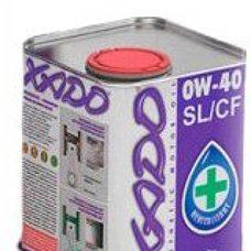 Купить Масло автомобильное 1л   (синтетика, 0W-40SL/CF Atomic Oil)   (20102)   ХАДО в Интернет-Магазине LIMOTO
