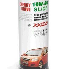 Купить Масло автомобильное 1л   (полусинтетика, 10W-40SL/SF, Atomic Oil, Energy Drive)   (24144)   ХАДО в Интернет-Магазине LIMOTO