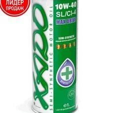 Купить Масло автомобильное 1л   (полусинтетика, 10W-40SL/SI-4, Atomic Oil, MAX Drive)   (24109)   ХАДО в Интернет-Магазине LIMOTO
