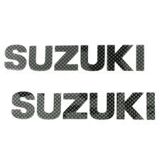 Купить Наклейка   буквы   SUZUKI   (15х4см, 2шт)   (#HQ286) в Интернет-Магазине LIMOTO