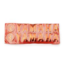 Купить Наклейка   буквы   YAMAHA   (20х6см, 2шт, красные)   (#4751) в Интернет-Магазине LIMOTO