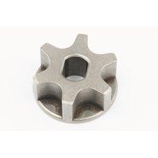 Звезда электропилы (венец привода)   (D-30, d-8/10, H-10mm)   KZ Купить в Интернет-Магазине Лимото