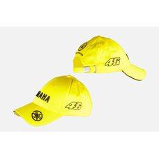 Бейсболка   YMH   (желто-черная, 100% хлопок) Купить в Интернет-Магазине LIMOTO