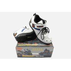 Купить Ботинки   PROBIKER   (mod:A006, size:45, белые) в Интернет-Магазине LIMOTO