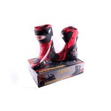 Ботинки   PROBIKER   (mod:1002, size:45, красные)