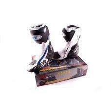Купить Ботинки   PROBIKER   (mod:1002, size:41, белые) в Интернет-Магазине LIMOTO