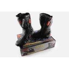 Купить Ботинки   PROBIKER   (mod:1001, size:43, черные) в Интернет-Магазине LIMOTO