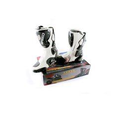 Купить Ботинки   PROBIKER   (mod:1001, size:43, белые) в Интернет-Магазине LIMOTO
