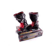 Купить Ботинки   PROBIKER   (mod:1005, size:40, красные) в Интернет-Магазине LIMOTO