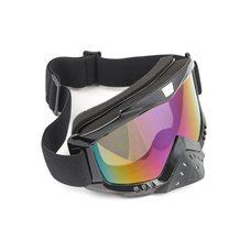Купить Очки кроссовые   KML   (mod:WL-EC008, черные, стекло хамелеон) в Интернет-Магазине LIMOTO