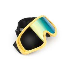 Купить Очки кроссовые   KML   (mod:WL-EC006, зеленые, стекло хамелеон) в Интернет-Магазине LIMOTO