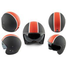 Купить Шлем открытый   (mod:062) (size:XL, черно-красный матовый, солнцезащитные очки)   LS2 в Интернет-Магазине LIMOTO