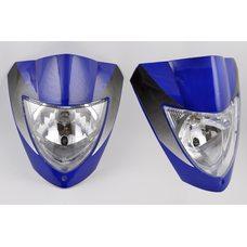Купить Обтекатель универсальный (синий, +фара) (Keeway TX200) (mod:TX-01/02) О2 в Интернет-Магазине LIMOTO