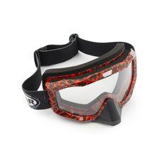 Купить Очки кроссовые   (mod:M-81A7, прозрачное стекло) в Интернет-Магазине LIMOTO