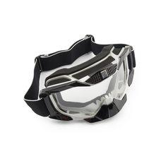 Очки кроссовые   (mod:MJ-1015, серые, прозрачное стекло)