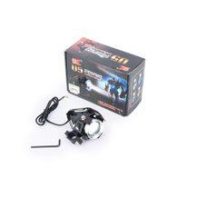 Купить Фара (линза) противотуманная   (черная)   JCAA в Интернет-Магазине LIMOTO